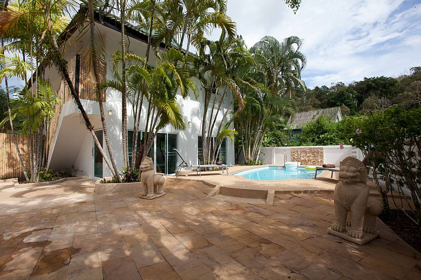 2 bedroom Villa Phawta with private pool in Kamela Phuket