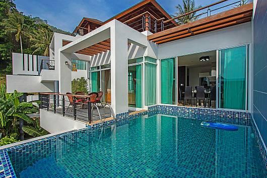 Kata Horizon Villa A2 - 4 Bedrooms Villa Rental near Kata Beach, Phuket 4 Bedrooms House  For Rent  in Phuket