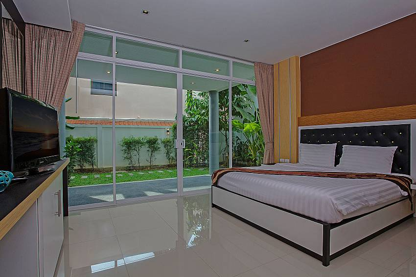 Bedroom see view of Kata Horizon Villa A2 (Third)