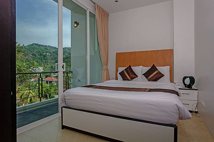 Bedroom see views of Kata Horizon Villa A2 (Four)
