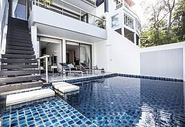 Seductive Sunset Villa Patong A8 | 3 Bed Sea View Pool Villa in Phuket