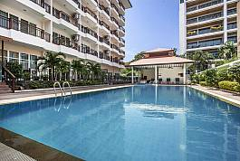 1Br Apartment with Communal Facilities Pratumnak Hill Pattaya