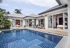 Villa Lipalia 204 | 2 Betten Pool Ferienhaus in Lipa Noi auf Koh Samui