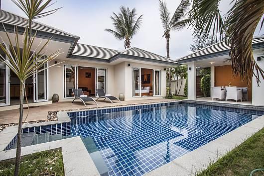 Аренда виллы на Самуи: Villa Lipalia 204 - 2-Bedroom Pool Villa, Lipa Noi, 2 Спальни. 5880 бат в день