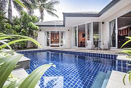 1Br Pool Villa With Garden and Outdoor Dining Sala Lipa Noi Koh Samui