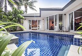 Villa Lipalia 104 | 1 Schlafzimmer Pool Villa in Lipa Noi auf Koh Samui