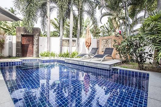 Аренда виллы на Самуи: Villa Lipalia 104 - Private pool villa with 1-bedroom at Lipa Noi, 1 Спальня. 4095 бат в день