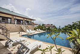 4Br Pool Villas With Sea Views Close To Bophut Beach Koh Samui