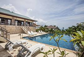 Bophut View | 4 Bed Pool and Sea View Villa in Bophut Koh Samui
