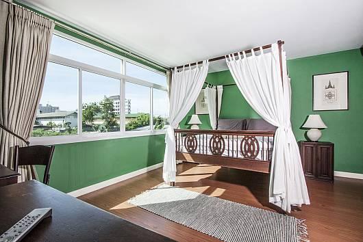Rent Pattaya Villa: Kannika Villa 5 bedroom, near Jomtien Beach, 5 Bedrooms. 9797 baht per night