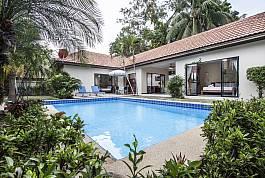 2Br Pool Villa Walking Distance To Jomtien Beach Pattaya