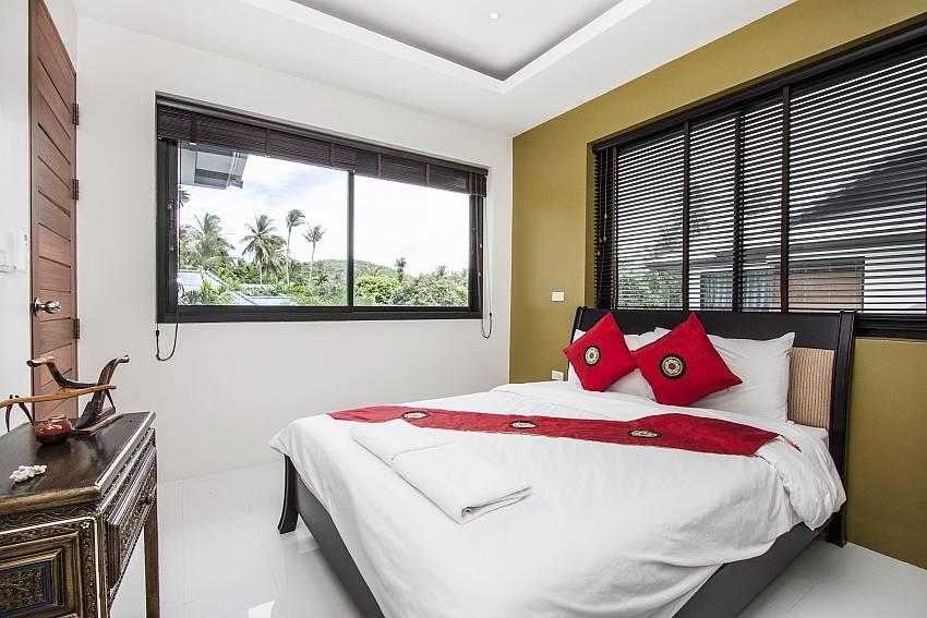Bedroom views of  Banthai Villa 11 (Second)