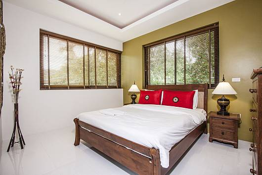 Rent Samui Villa: Banthai Villa 11 - 3 Beds, 3 Bedrooms. 6355 baht per night