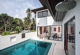Banthai Villa 13 | 3 Bed Pool Home in Koh Samui