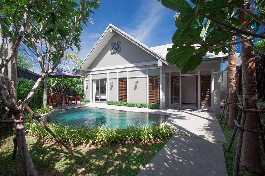 The home with swimming pool of Sala Azalea Villa