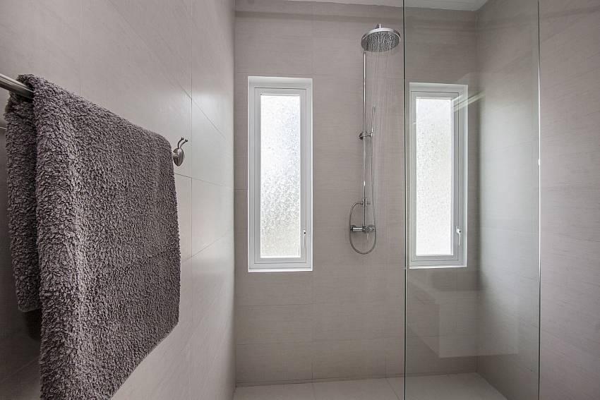 Shower of Bophut View Penthouse