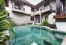 Chaweng Sunrise Villa 1 - 3 chambres avec piscine privée