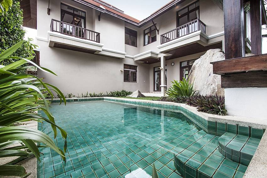 Swimming pool of Chaweng Sunrise Villa 1