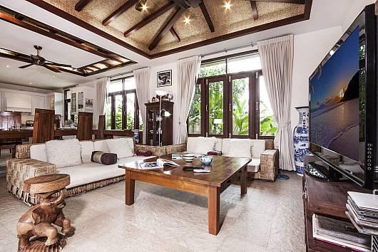 Аренда виллы на Самуи: Chaweng Sunrise Villa 1 - 3 Beds, 3 Спальни. 12285 бат в день