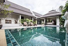 Namuang Villa | 4 plus 1 Betten und privater Pool in Koh Samui