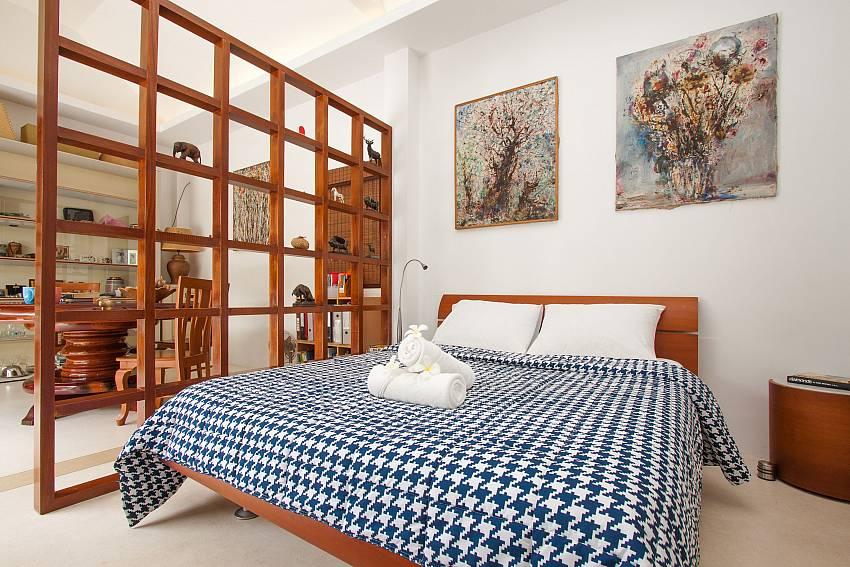 Bedroom Namuang Villa
