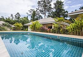 Baan Maenam No.1 | 2 Bed Villa with Shared Pool in Samui