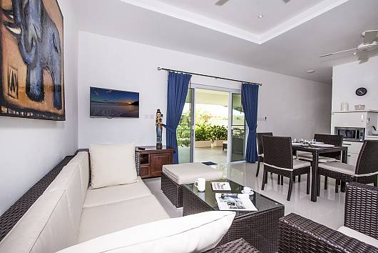 Rent Samui Villa: Baan Maenam No.2 - 2-bedroom Villa, 2 Bedrooms. 6300 baht per night