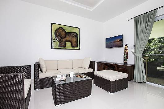 Rent Samui Villa: Baan Maenam Villa No.3 - 3 Beds, 2 Bedrooms. 4505 baht per night