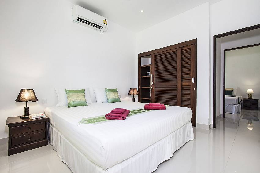 Bedroom of Baan Maenam No.3 (First)