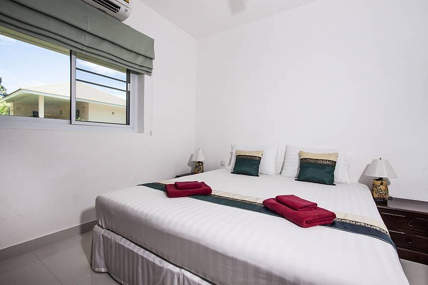 Bedroom views of Baan Maenam No.3 (Second)