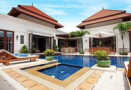Baan Pasana | 3 Betten Villa mit privatem Pool in Laguna Phuket
