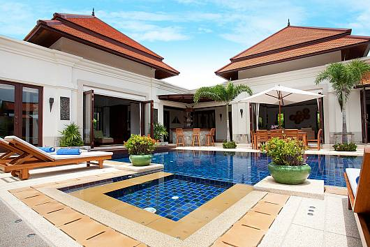 Rent Phuket Villas: Baan Pasana, 3 Bedrooms. 29289 baht per night