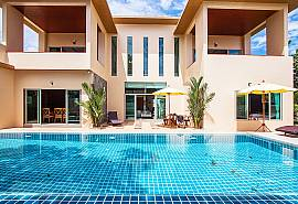 Pensri Villa | 4 Bed Pool Summer House in Rawai Phuket
