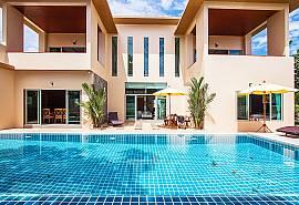 Pensri Villa - Villa de vacances 4 chambres avec piscine
