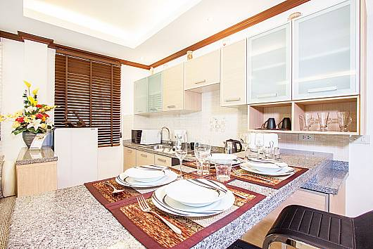 Rent Phuket Apartment: Baan Sanun 1, 2 Bedrooms. 8379 baht per night