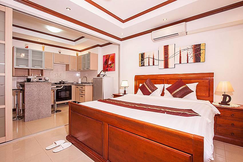 Bedroom of Baan Sanun 3
