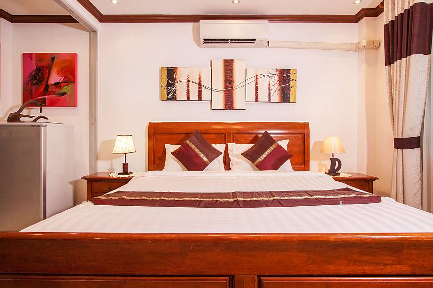 Bedroom of Baan Sanun 3
