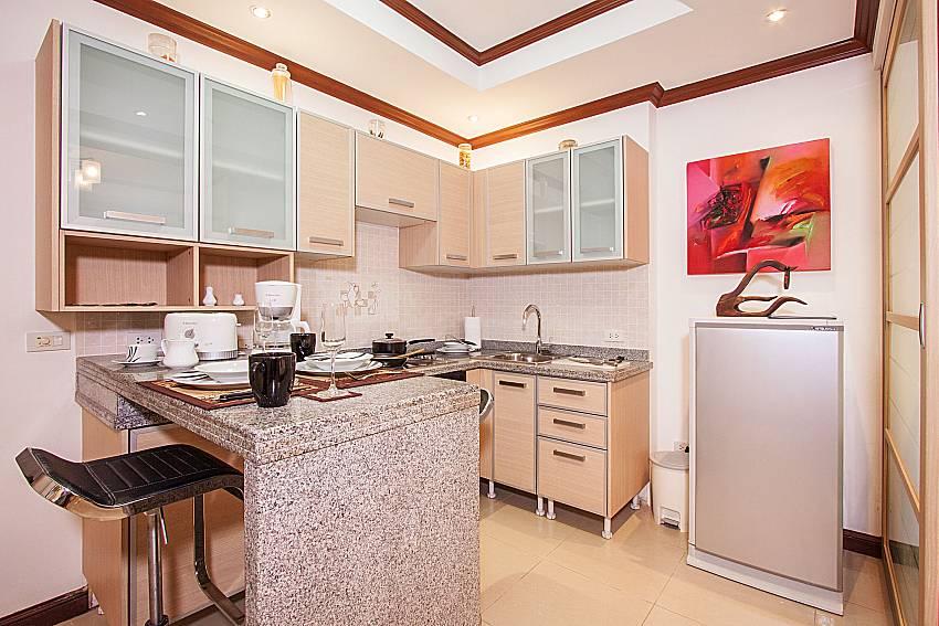 Kitchen room of Baan Sanun 3