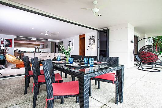 Kulap Condo A1 2 Bedrooms Condo  For Rent  in Phuket