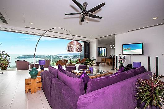 Kulap Condo A3 3 Bedrooms Condo  For Rent  in Phuket