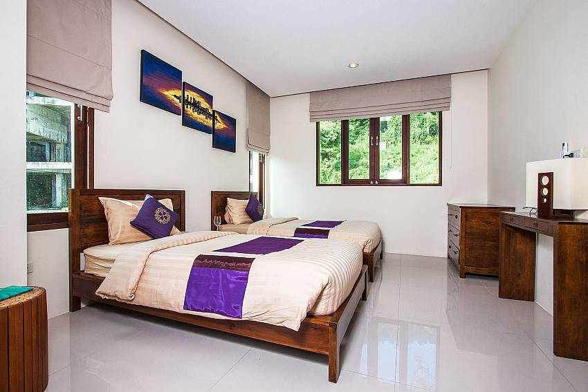 Double bedroom of Baan Phu Kaew C1 (Third)