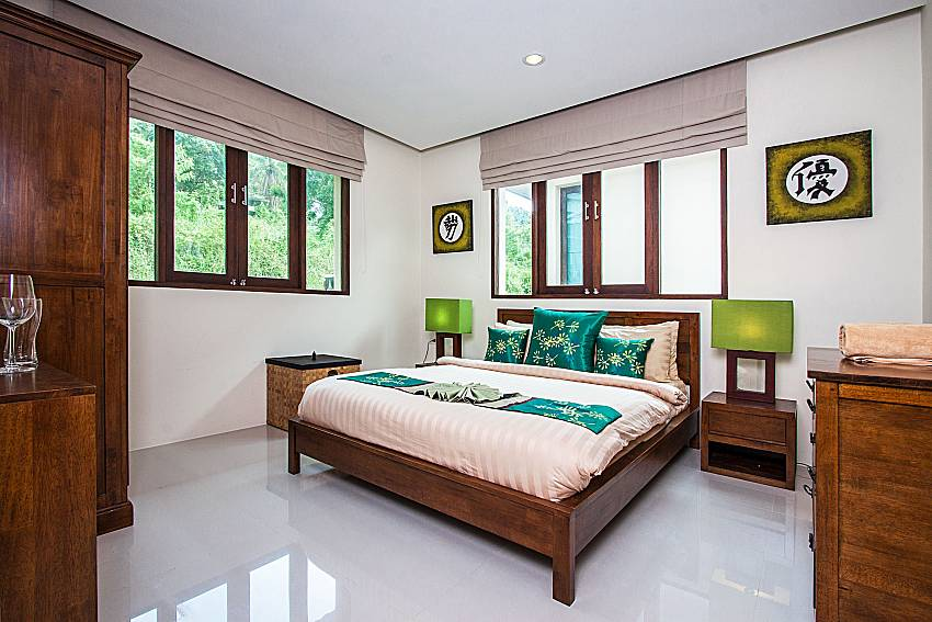 Bedroom views of Baan Phu Kaew C2 (First)