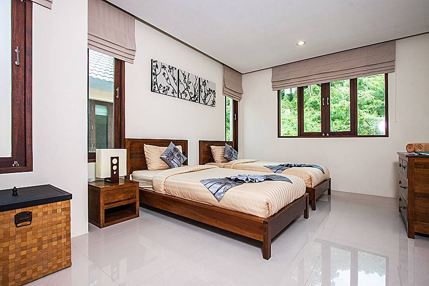 Double bedroom of Baan Phu Kaew C2 (Second)