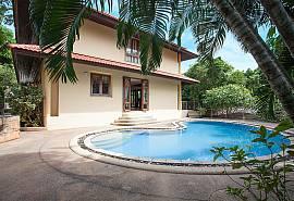 Ban Talay Khaw B12 - 苏梅岛五卧室私人泳池别墅