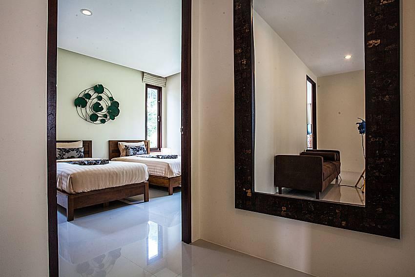 Dressing in bedroom of Baan Phu Kaew C3 (Second)