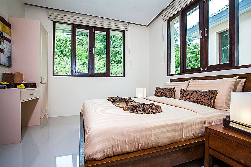 Bedroom views of Baan Phu Kaew C3 (Third)