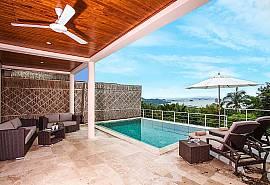 Baan Phu Kaew C4 - потрясающая вилла на холме, с 3-мя спальнями и собственным бассейном.
