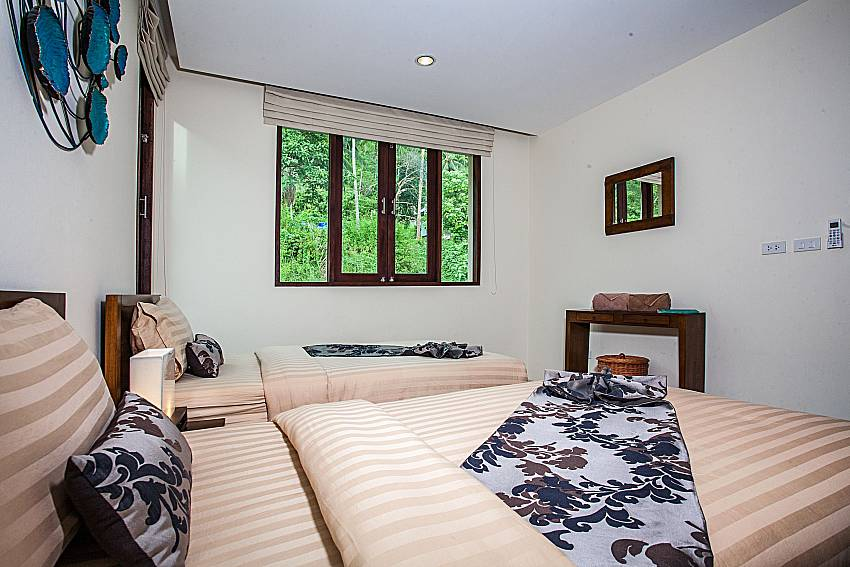 Double bedroom of Baan Phu Kaew C4 (Third)