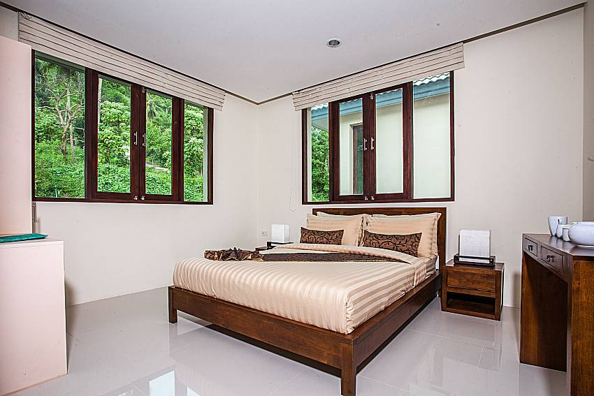 Bedroom views of Baan Phu Kaew C4 (Second)