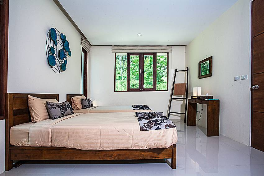 Double bedroom of Baan Phu Kaew C5 (First)
